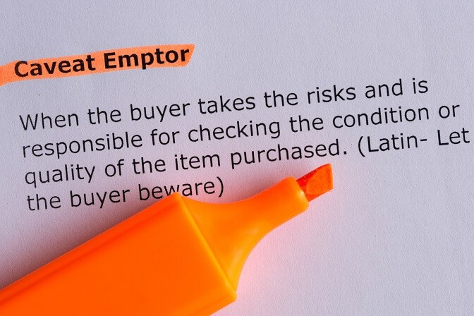 Buyer Beware - Before You Buy a Business