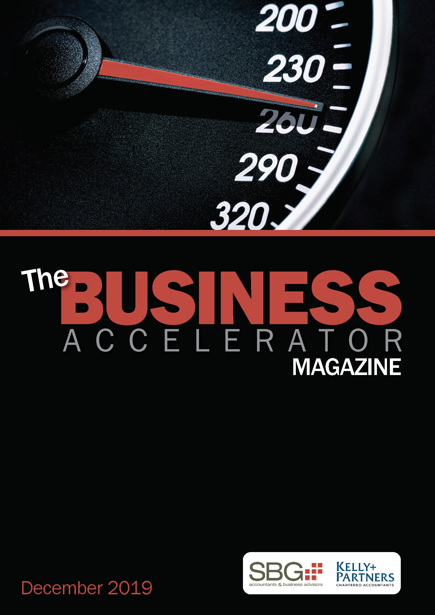 December Edition of The Business Accelerator Magazine